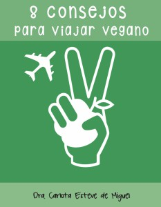 portada ebook 8 consejos viajar vegano larga
