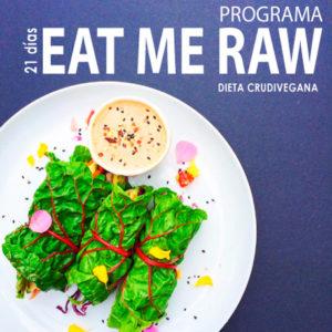 Eat me raw programa