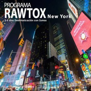 Raw Tox New York