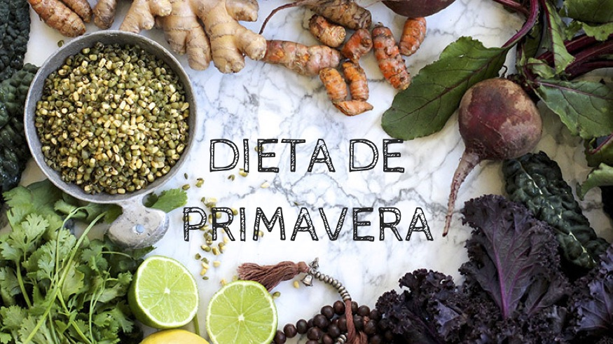 DIETA DE PRIMAVERA ayurvedica